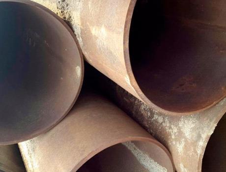 Труба лежалая круглая 630х16