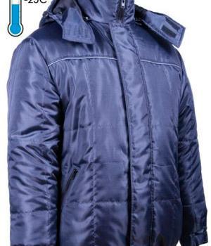 Куртка утепленная мегаполис