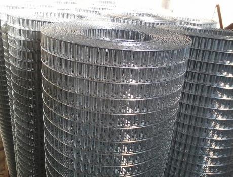 Сетка плетеная  оцинк. 10х10х1,0 мм